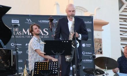 El flamenco y el jazz fusionan La Unión y Lituania en el Cante de las Minas