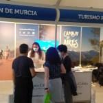 La Región promociona el Territorio Sierra Espuña como referente de ecoturismo en la Feria Naturcyl