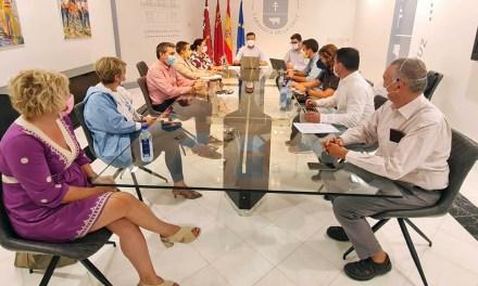 José Francisco García anuncia una reestructuración del equipo de Gobierno para potenciar áreas vinculadas a la recuperación económica y social