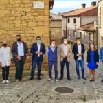El Camino de la Cruz se da a conocer en el Congreso Internacional de Turismo Religioso que se celebra en España