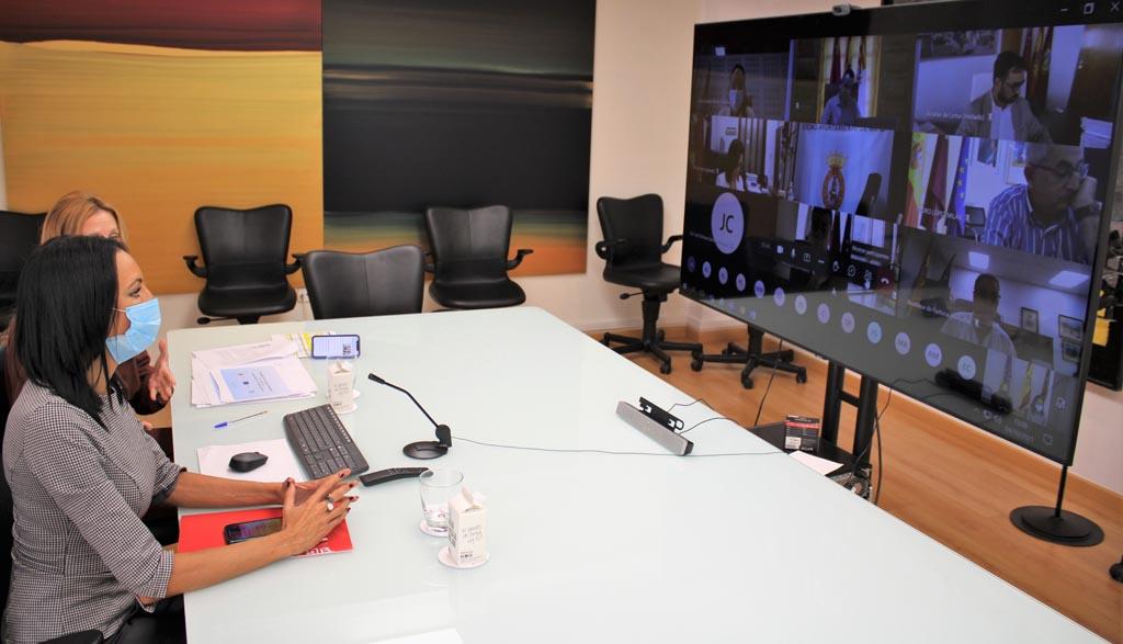 Jóvenes titulados tendrán su primera experiencia laboral en los ayuntamientos de la Región