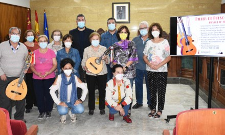 El Ayuntamiento de Calasparra presenta el taller de 'Pulso y Púa. Música tradicional'