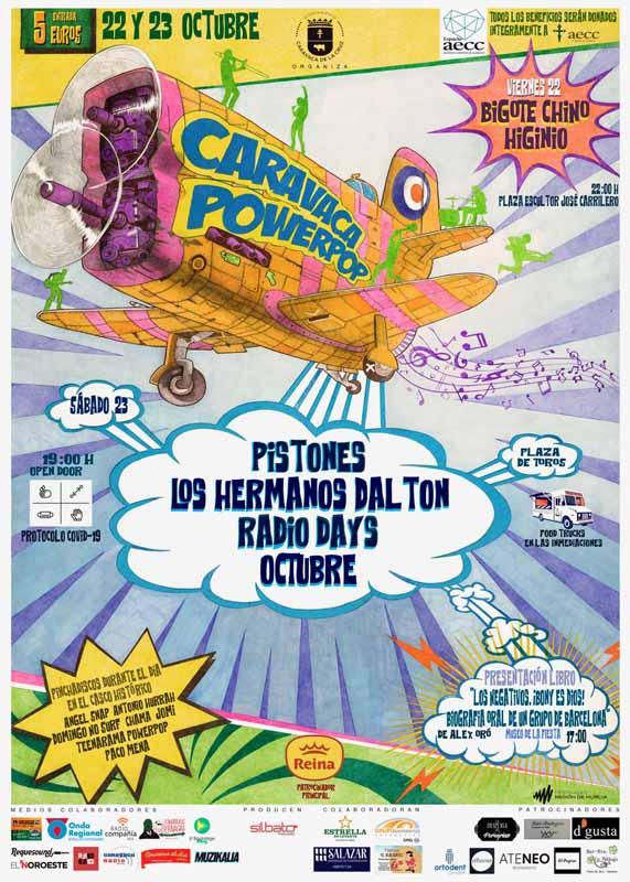 El festival caravaqueño, además de promover la cultura al aire libre, supone un estímulo para incentivar los sectores del turismo, el comercio y la hostelería local, ya que consigue atraer a personas de distintos puntos de España aficionadas a este género musical