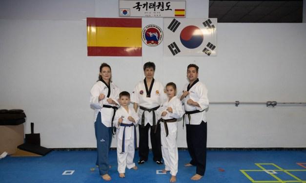 Una familia de oro