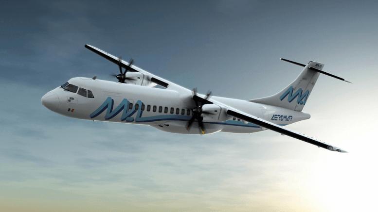 Aeromar, la experiencia de volar   Foto: Especial