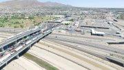Puente de Las Américas de El Paso, Texas | Foto: Especial