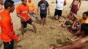 Capacitación a Guardavidas de Manzanillo | Foto: El Noticiero Colima