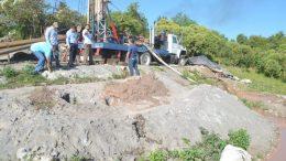 Construcción de pozos en Cuauhtémoc | Foto: Ayuntamiento de Cuauhtémoc