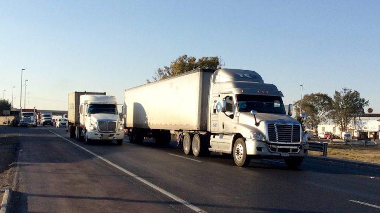 Transporte de carga | Foto: especial