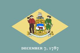 bandera delaware EEUU