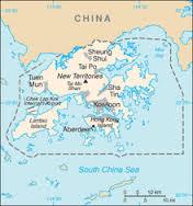 hong kong mapamundi