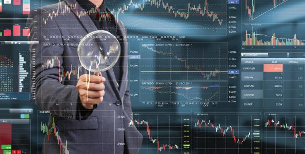 lupa de los mercados