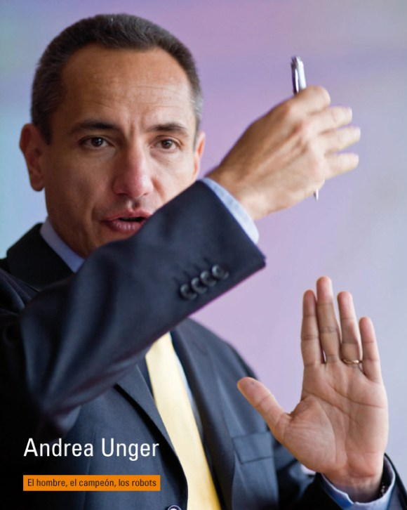 Andrea Unger