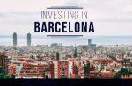 Los inversores extranjeros siguen confiando en el mercado inmobiliario de Barcelona