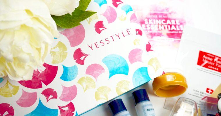 La nouvelle Box spéciale SkinCare K-Beauty par YesStyle !