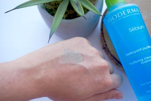 avis gel nettoyant visage acné bioderma