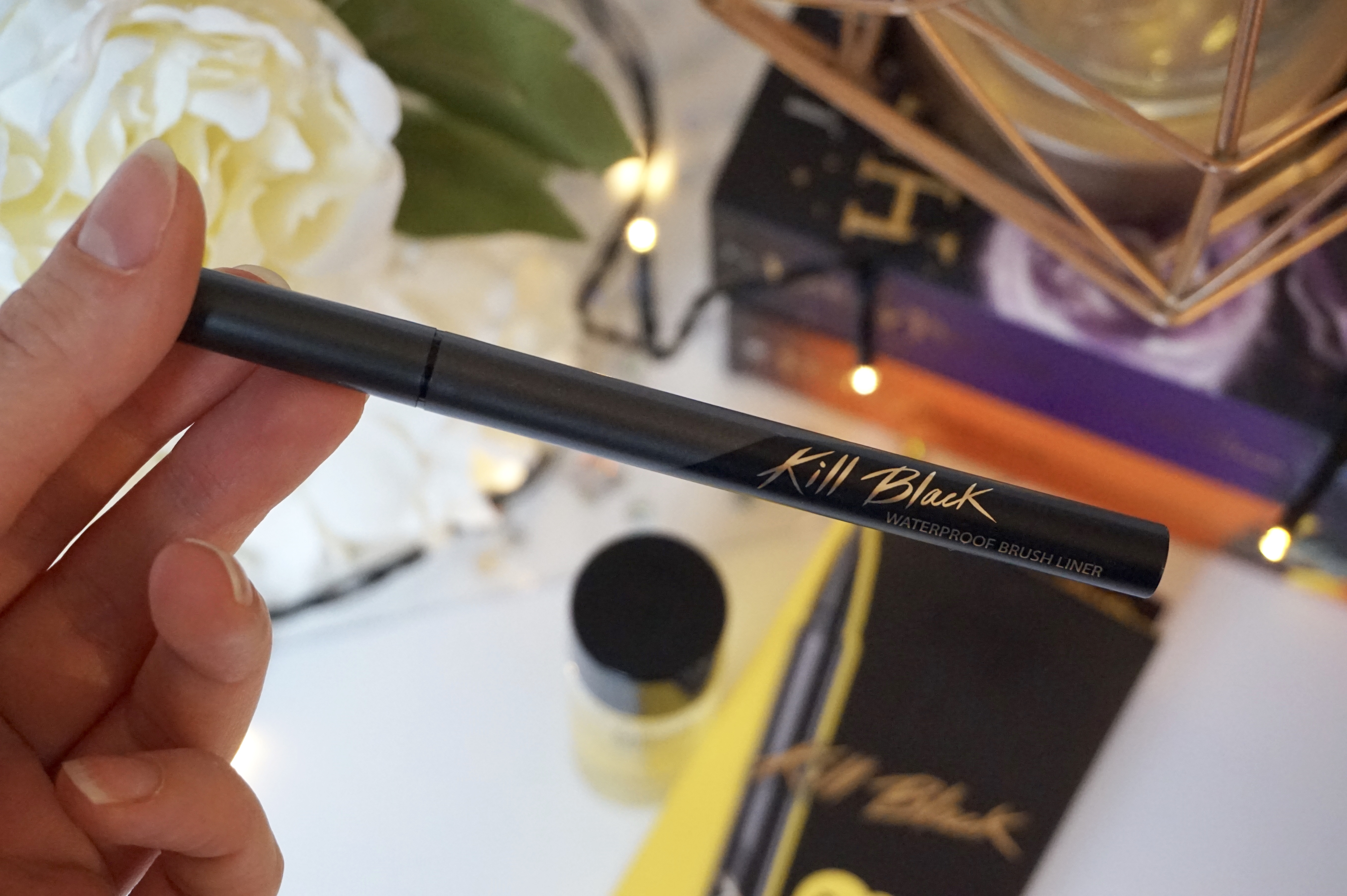 Revue Eyeliner Kill Black Waterproof Clio