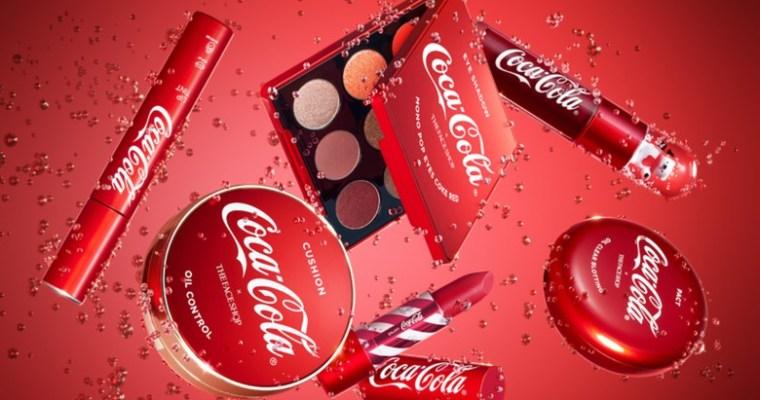 Collection Coca-Cola x The Face Shop !