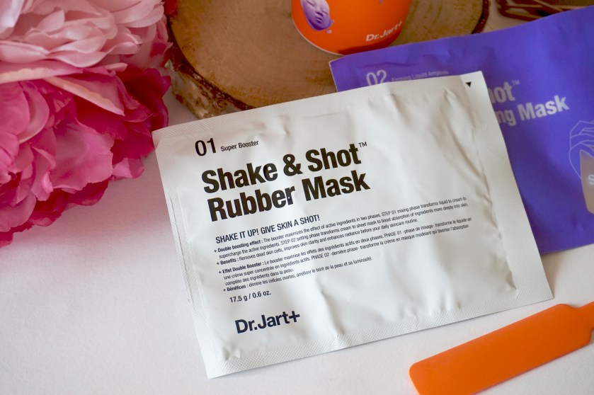 revue Masque Dr. Jart+ Shake & Shot