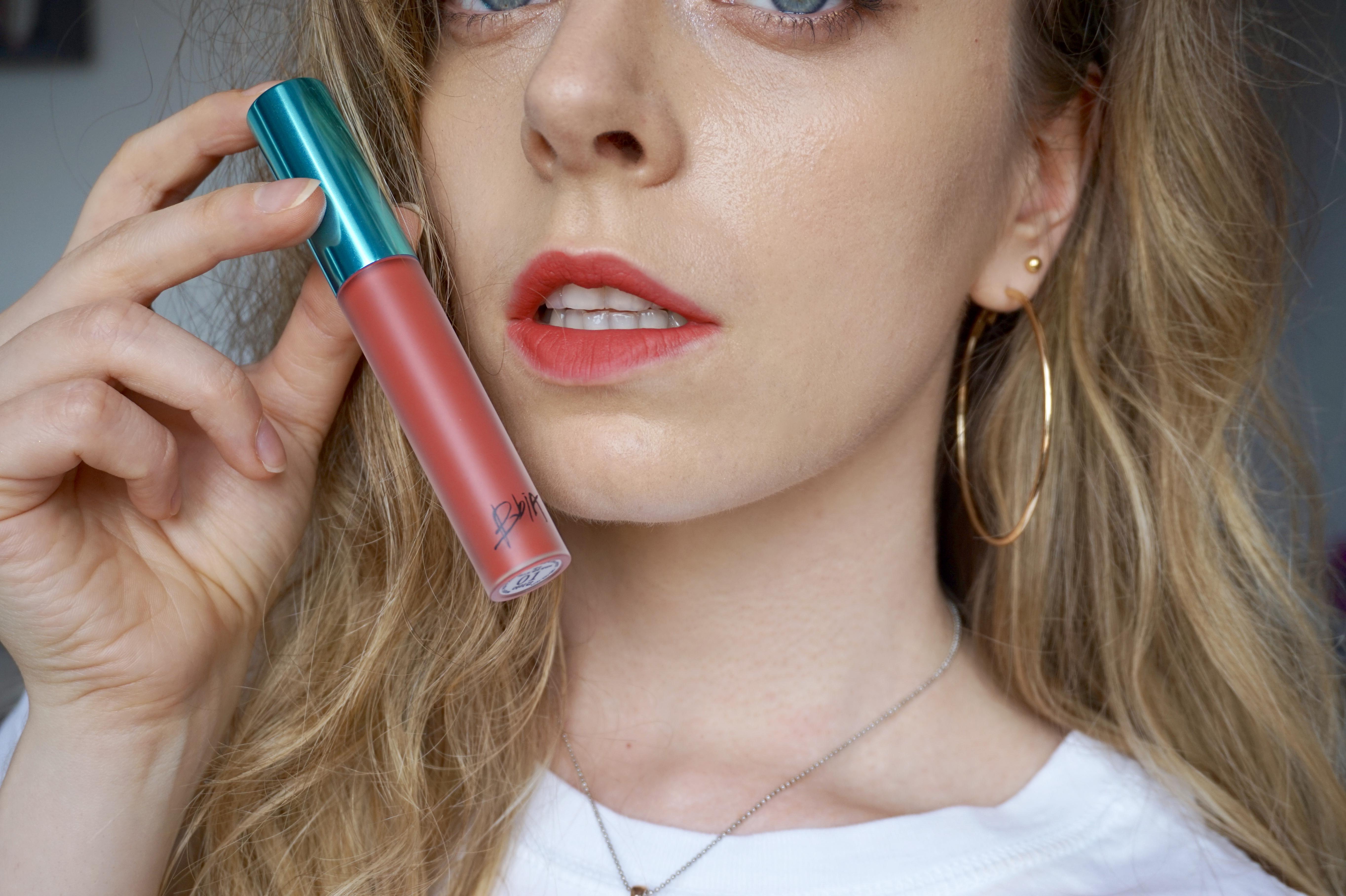 Rouge à lèvres Velvet coréen BBIA