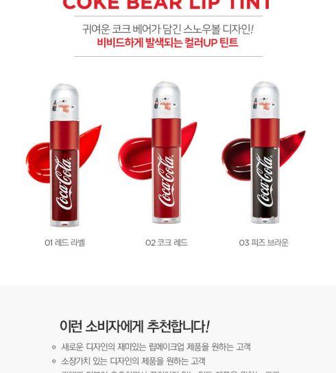 Collection Coca-Cola x The Face Shop