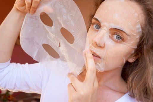 Revue Masques en tissu Evoluderm