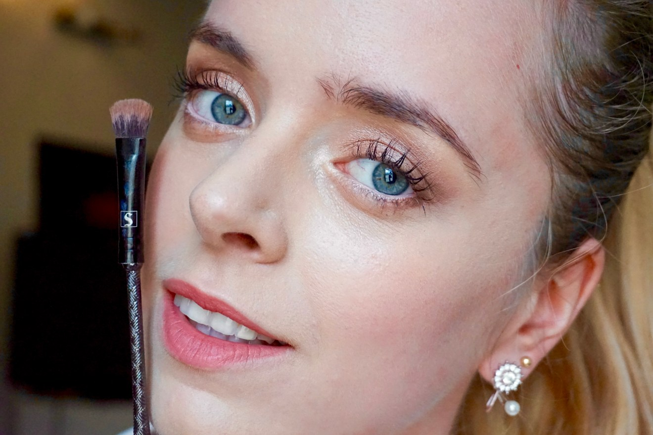 Challenge Maquillage avec 1 seul pinceau