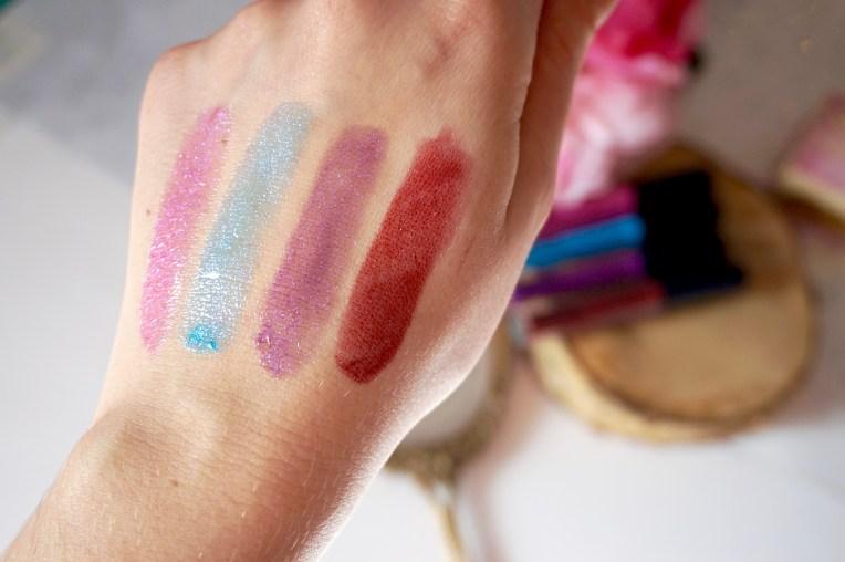 BYS Glitter LipGloss