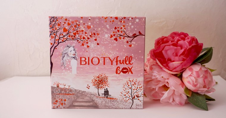 Biotyfull Box Février 2019