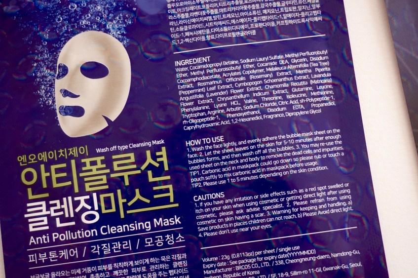 Masques en Tissu Nohj