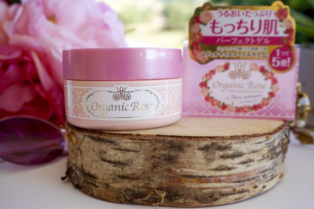 Lotion japonaise à la rose : Organic Rose de Meishoku