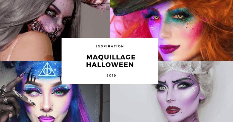 Inspiration Maquillage Halloween 2019