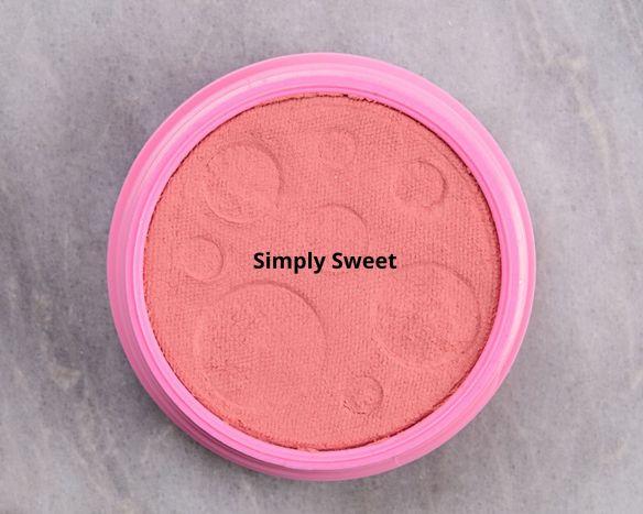 Super Shock Shadow Blush Simply Sweet