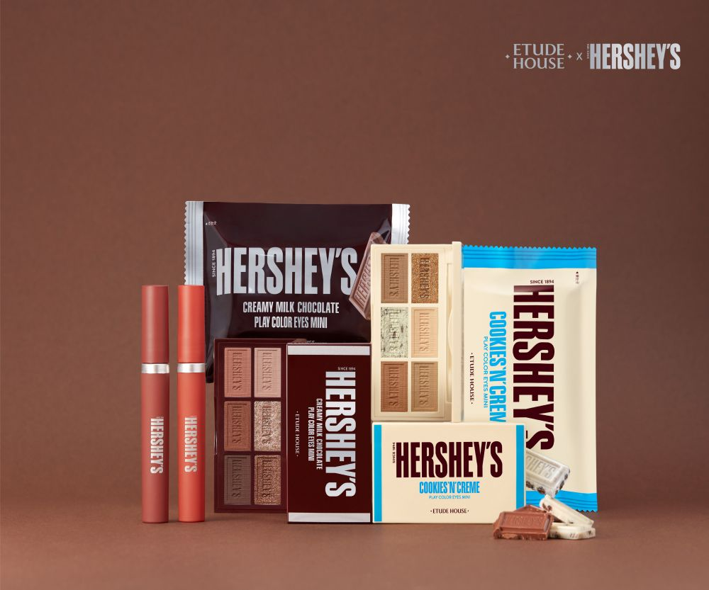 Collection Etude House Hersey's