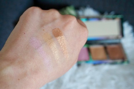 swatch illuminateur visage urban decay