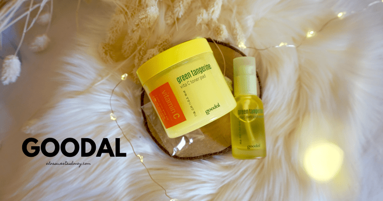 Avis Goodal Green Tangerine Vita C – Kbeauty Skincare