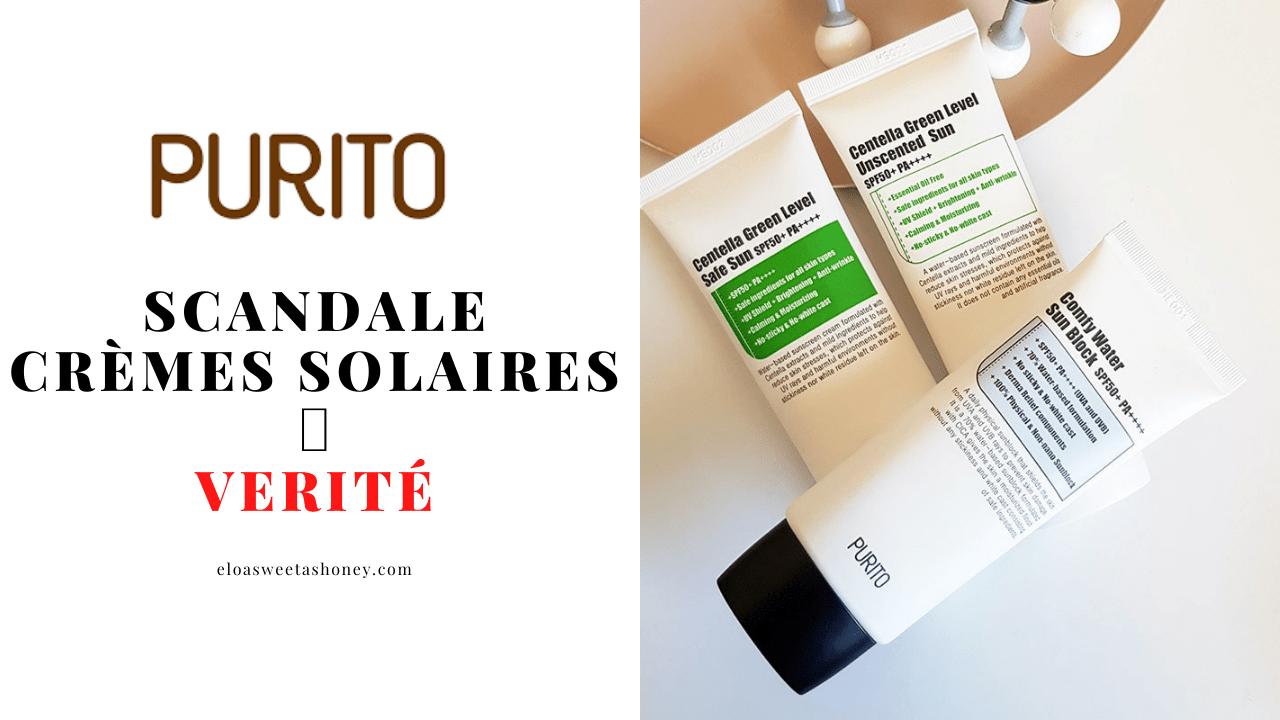 Scandale Purito : vérité sur les crèmes solaires