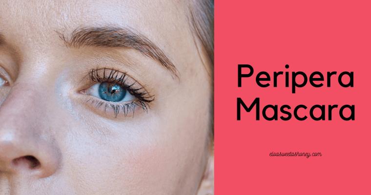 Mon mascara préféré : Peripera Ink Black Cara Volume !