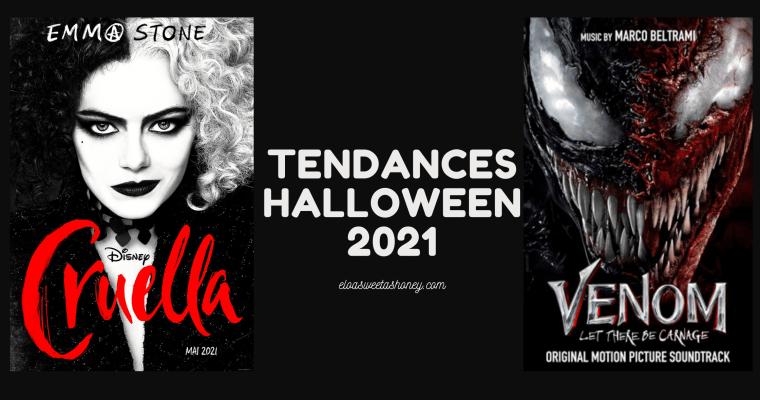 Idées déguisement Halloween 2021
