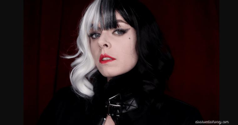 Cruella Maquillage Halloween