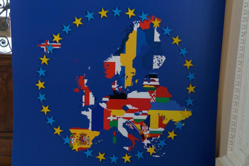 Wizja zjednoczonej Europy w Pałacu Potockich