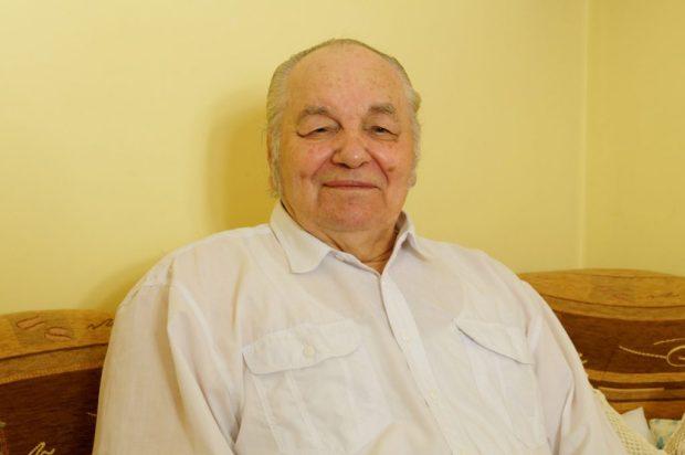 Dziś Hieronim Grębowicz pozostaje ocalałym świadkiem budowy Riese