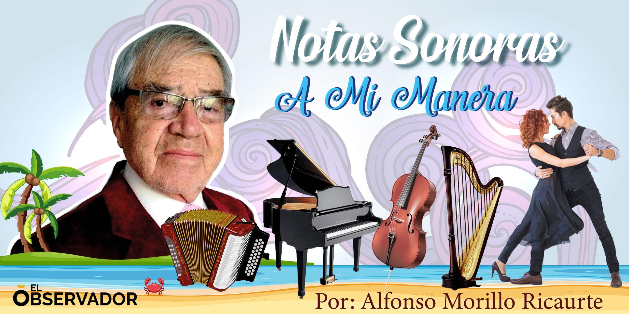 """Video: notas sonoras """"A mi manera"""""""