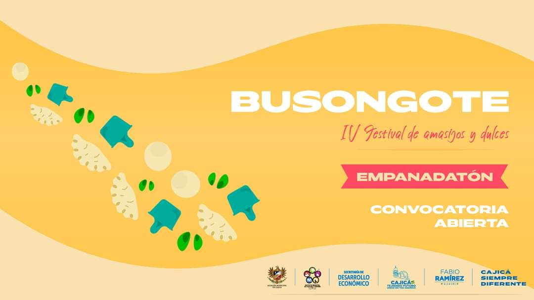 Busongote Cajicá un Festival siempre diferente (Video)