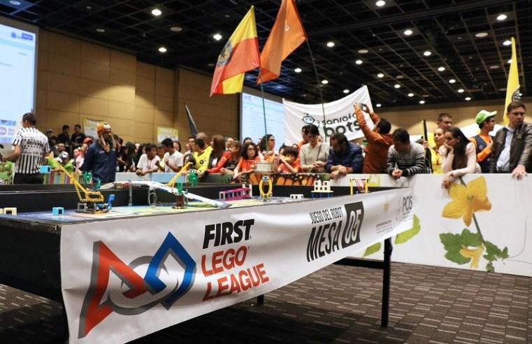 Cundinamarca tendrá presencia en la final del FIRST LEGO League Colombia 2021