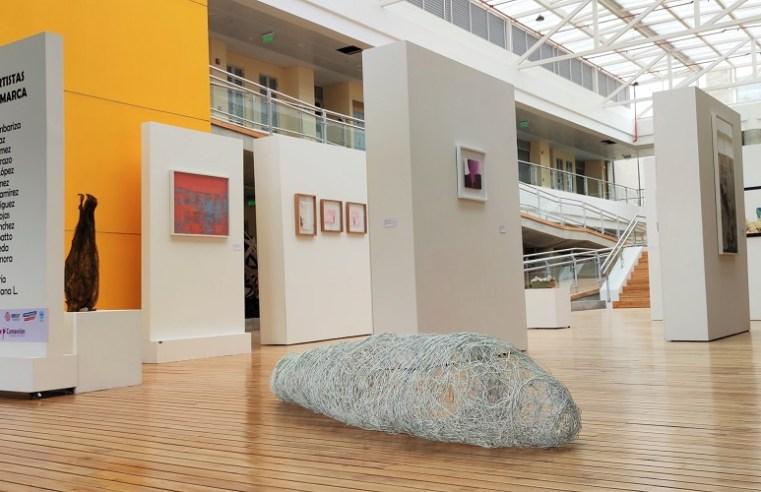 """26 obras y 13 artístas presentes en """"Habitar: Artistas de Cundinamarca"""""""