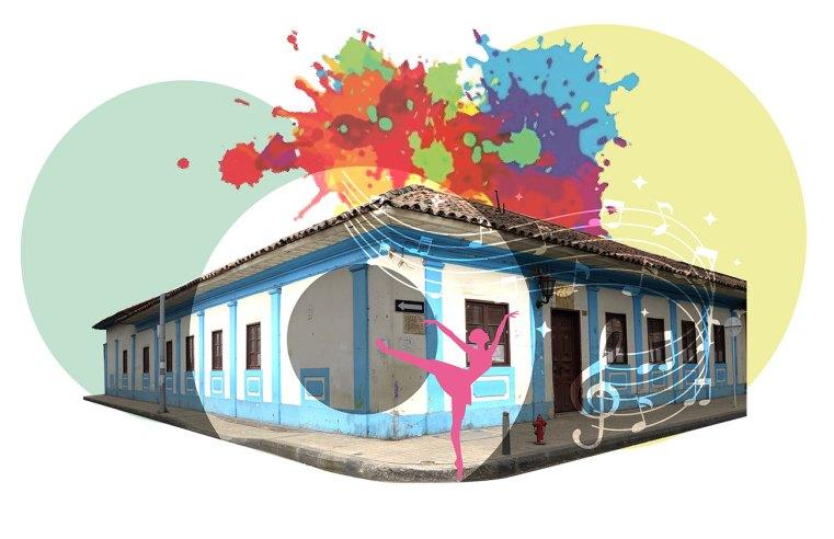 Casas de la Cultura camino a …                            (la ruina o a la gloria)