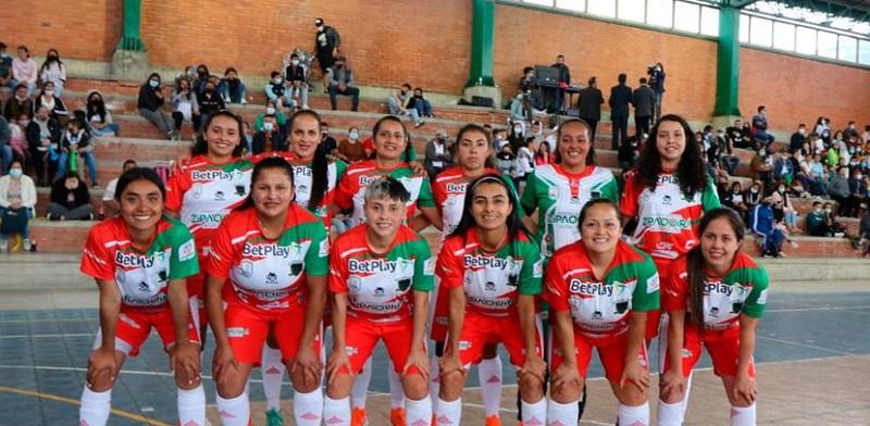 Equipos de Zipaquirá sumaron puntos en la Liga Nacional de Fútbol de Salón