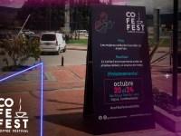 Las amenas experiencias y aromas del café se toman desde hoy 𝟐𝟎 y hasta el próximo domingo 𝟐𝟒 de octubre al municipio de Cajicá, sede del Coffee Fest Colombia, un espacio para exponer lo maravilloso de nuestro café colombiano.