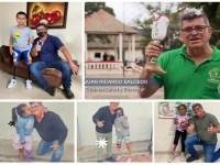 Entre los cinco nominados en la cotegoría SALUD & BIENESTAR del certamen Titales Caracol 2021 se encuentra Juan Ricardo Salcedo, habitante de Tabio, Cundinamarca, conocido como el hombre que pone a caminar la chatarra.